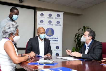 DBJ's BIGEE awards grant support to RevUpCaribbean start-ups, MSEs